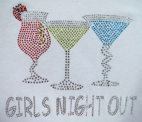 Rhinestones - Girls Night Out